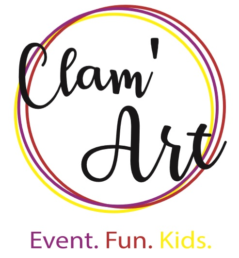 Clam'Art logo